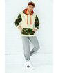 Code Five Men's Fashion Camo Hooded Sweatshirt  Lifestyle
