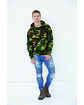 Code Five Unisex Camo Pullover Hoodie  Lifestyle