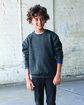 Jerzees Youth NuBlend® Fleece Crew  Lifestyle