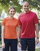 UltraClub Ladies' Cool & Dry Sport V-Neck T-Shirt  Lifestyle