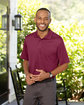 UltraClub Men's Cool & Dry Sport Polo  Lifestyle