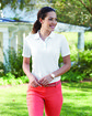 UltraClub Ladies' Cool & Dry 8-Star Elite Performance Interlock Polo  Lifestyle