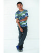 Code Five Youth Camo T-Shirt  Lifestyle