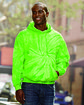 Tie-Dye Adult Tie-Dyed Pullover Hooded Sweatshirt  Lifestyle