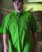 Dri Duck Men's 100% Polyester Short-Sleeve Fishing Shirt  Lifestyle