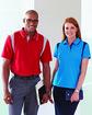 Devon & Jones Men's DRYTEC20™ Performance Colorblock Polo  Lifestyle