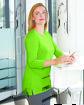 Devon & Jones Ladies' Perfect Fit™ Ballet Bracelet-Length Knit Top  Lifestyle
