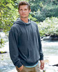 econscious Adult Organic/Recycled Heathered Fleece Pullover Hooded Sweatshirt  Lifestyle