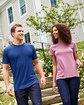 Gildan Ladies' Softstyle CVC T-Shirt  Lifestyle