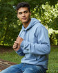 ComfortWash by Hanes Unisex Pullover Hooded Sweatshirt  Lifestyle