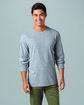 Fruit of the Loom Adult ICONIC™ Long Sleeve T-Shirt  Lifestyle