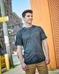 J America Adult Vintage Zen Jersey T-Shirt  Lifestyle