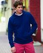 J America Adult Cloud Pullover Fleece Hooded Sweatshirt  Lifestyle