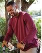 Harriton Adult 4.2 oz. Athletic Sport Long-Sleeve T-Shirt  Lifestyle
