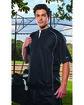 Rawlings Drop Ship Adult Short Sleeve 1/4-Zip Poly Dobby Jacket  Lifestyle