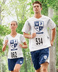 Team 365 Ladies' Short-Sleeve Athletic V-Neck Tournament Jersey  Lifestyle