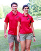 Team 365 Men's Charger Performance Polo  Lifestyle